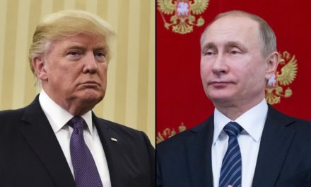 Russia: The trouble Trump cannot leave