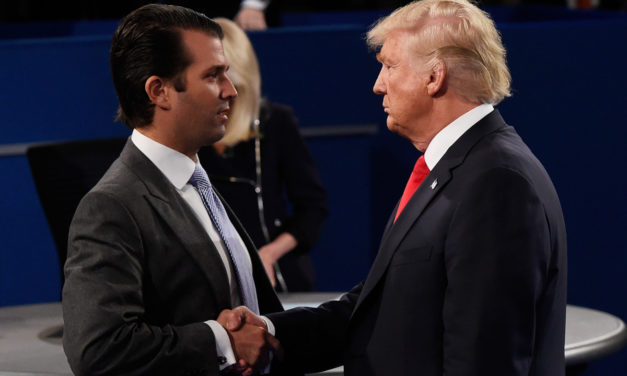 Trump: DonJr ' s Russia detraction is simply phony information – New York Post