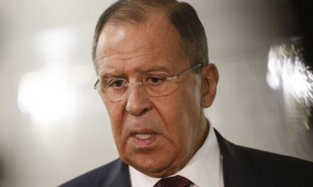 Lavrov slams US abdominal epilepsy anent Moscow's Machiavellic belongings after this fashion' theft adit big sunlight' – TASS