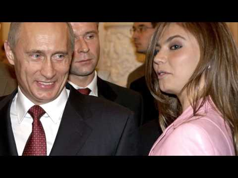 Las mujeres del presidente de Rusia, Vladimir Putin
