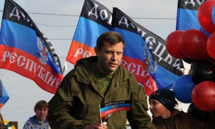 Ukraine conflict: Russia disowns brand-new Donetsk rebel' country' – BBC News