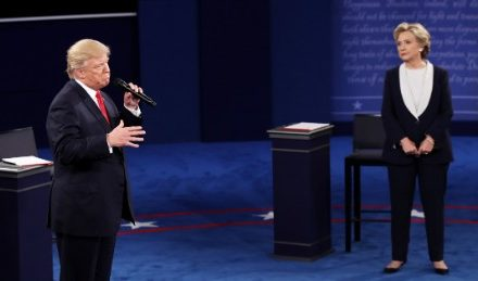 Clinton, Trump clash in 2nd debate: CNN's Reality Check Team veterinarians the claims