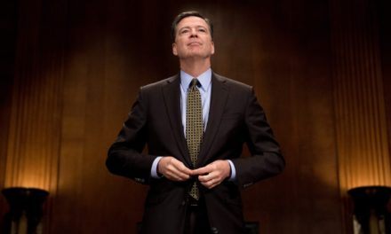 James Comey simply went nuclear on Donald Trump