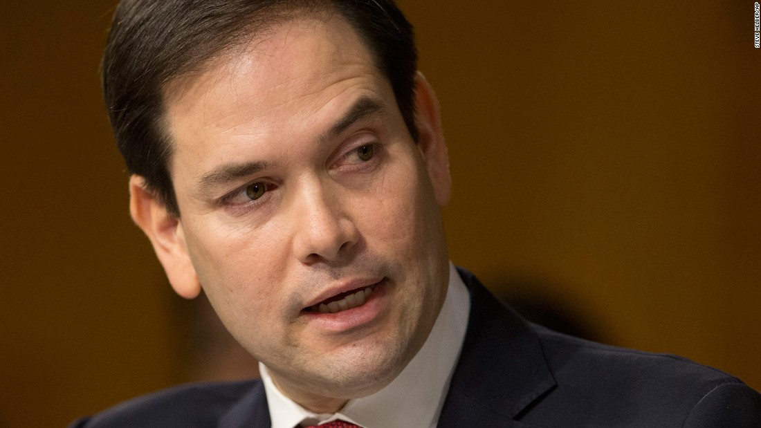 Marco Rubio's possibility for revenge