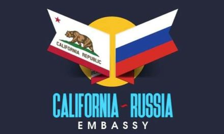 Leader of Calexit project withdraws secession request, looks for irreversible house in modern Russia