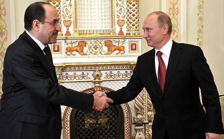 Iraqi VP Maliki on main see to Moscow, set up to satisfy President Putin – Rudaw