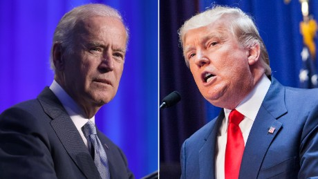 Biden on Trump: 'He's not a poor human, however his lack of knowledge is so extensive'