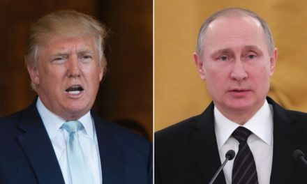 Praise for Putin, yet Trump's Russia plan an operate in development