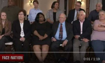 SEE: Liberals in 'Facethe Nation' emphasis team TRASH Democratic Party