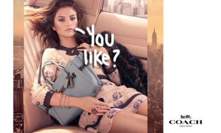 Selena Gomez Is All Smolder For Her First Coach Campaign!
