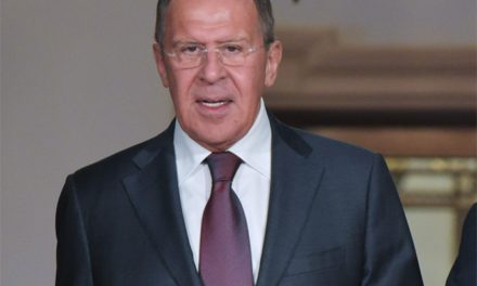 Russia ' still prepared ' to accept United States: Sergei Lavrov – Economic Times