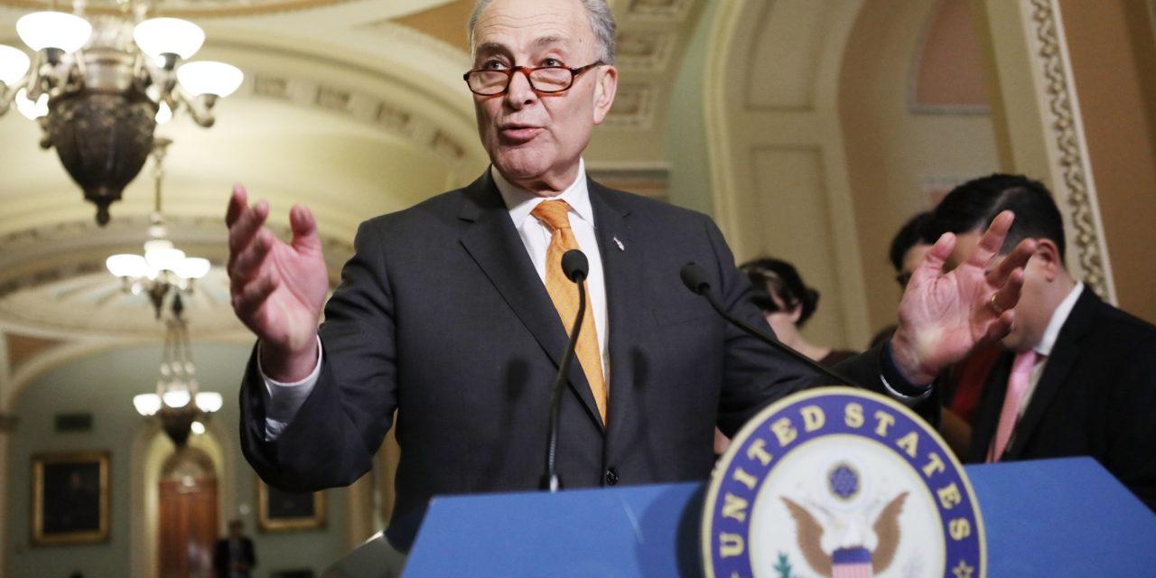 An Open Letter To Senate Democrat