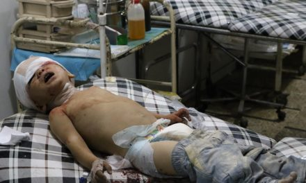 Airstrike Reportedly Hits Third Syrian Hospital In 24 Hours