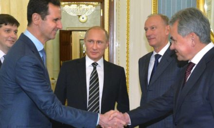 Russia's protection preacher gos to Syria, meets Assad|Fox News