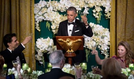 Obama commends likeminded Nordic countries