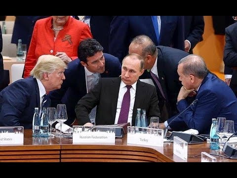 paa ya pa cya! Putin security in various circumstances