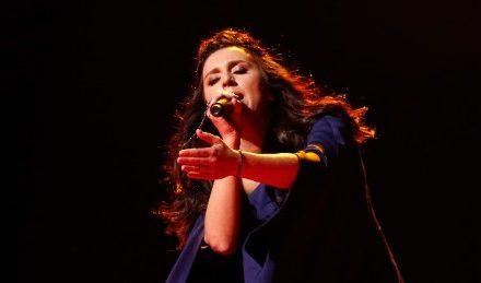 Ukrainian vocalist Jamala wins Eurovision competitors