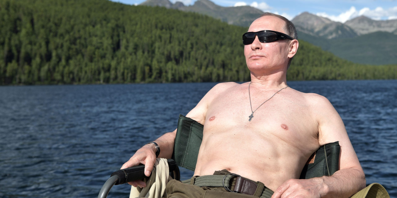 Putin Is Still In Denial Over the Loss of Ukraine – Newsweek