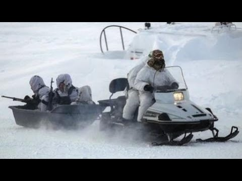 PUTIN REVEALS SECRET ARCTIC NUCLEAR BASE By News 24 H