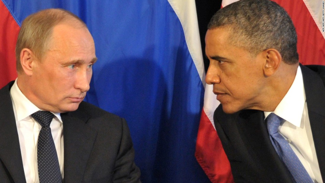 Russia offers United States chilly shoulder, informing relationships in between nations 'icy'