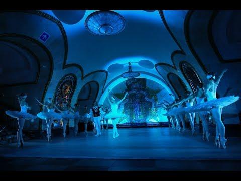 """""""Ночь русского балета в метро"""" ! Кремлёвский балет ! Kremlin Passion play."""