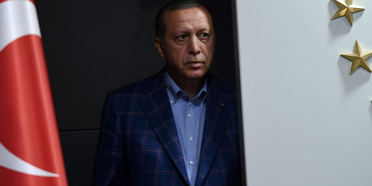 Turkey Just Began A Decade Of Paranoia Under A Modern-DaySultan