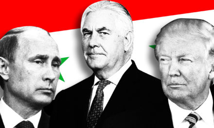 This Is Trumps Plan to Team Up With Putin in Syriaand Leave Assad in Power