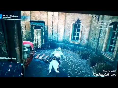 Assassins creed Unity/ ep 1.Asasinamputin!