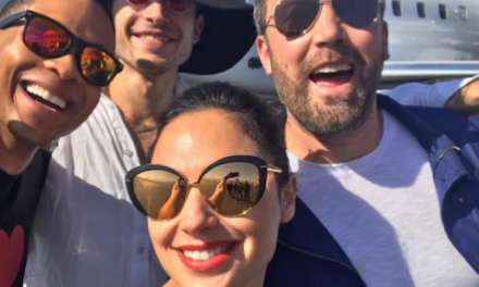 Justice League Selfie! Gal Gadot, Ben Affleck And More Pose Ahead Of Comic-Con!