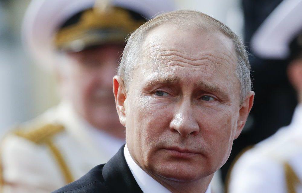 Kolga: Vladimir Putin's made background – Ottawa Citizen