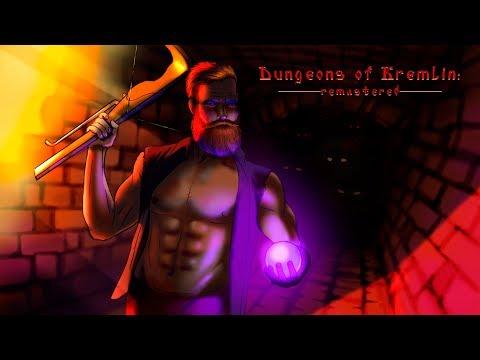 Dungeons Of Kremlin: Remastered Trailer