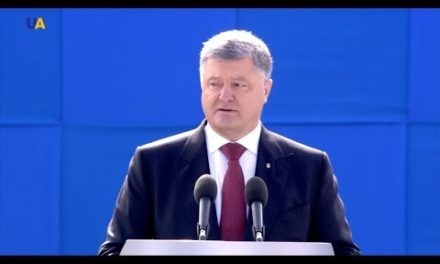 Poroshenko: 'TheDeaths of Over 10,000Ukrainians get on the Kremlin's Hands'