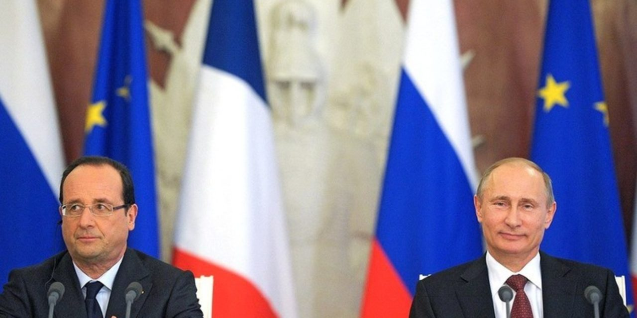 The Kremlin Has Its Watchful Eyes Set On The French Elections