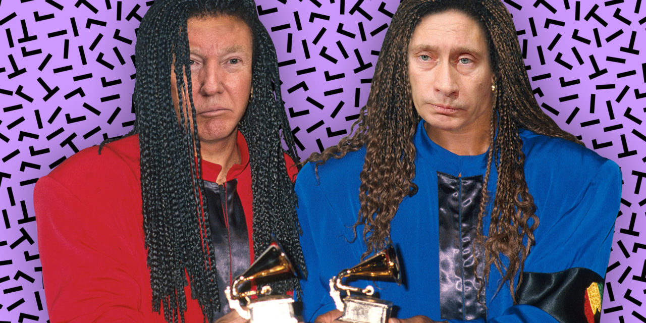 How Milli Vanilli Explains Donald Trump and also Vladimir Putin