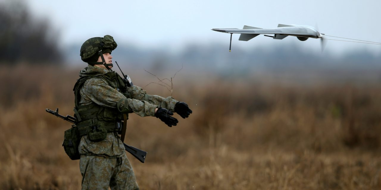 Russia's Military Is Catching Up To America In This One Key Area – The National Interest Online( blog site)