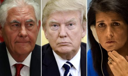 Trump and also Tillerson discovering diplomacy on duty