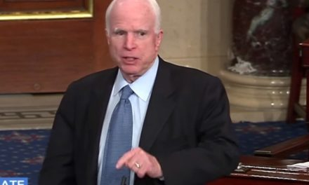 John McCain Says Rand Paul Is 'NowWorking For Vladimir Putin'