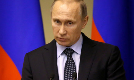 Putin Warns NATO Missile Shield Is Threat to Peace in Europe