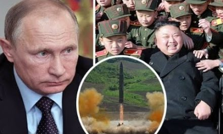 DAMAGING Russia Putin alerts North Korea on brink of LARGE SCALE CONFLICT August 2017 News