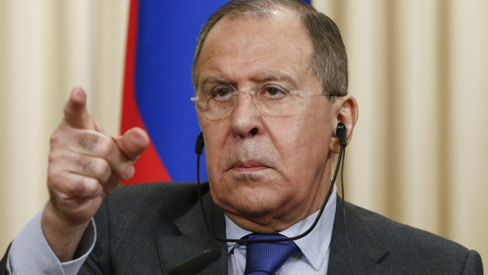 Lavrov: Russia will certainly have difficult feedback to United States order -Aljazeera com