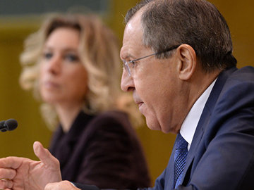 Mr. Lavrov, begin with on your own! – News.Az