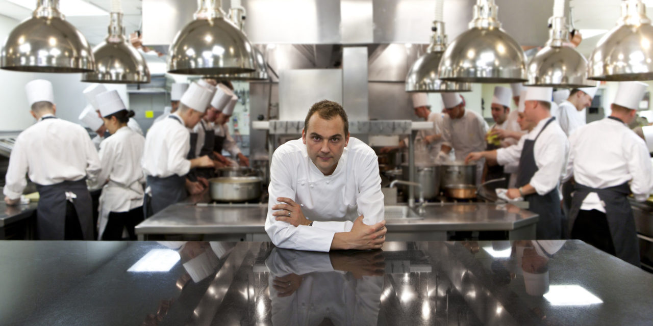 And The Best Restaurant In The World Is …