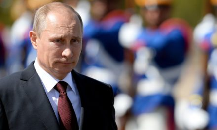 Putin is not simply an adjunct when he's your next-door neighbor
