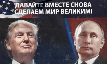 The Position From Moscow: How The Russian Media Covers Trump