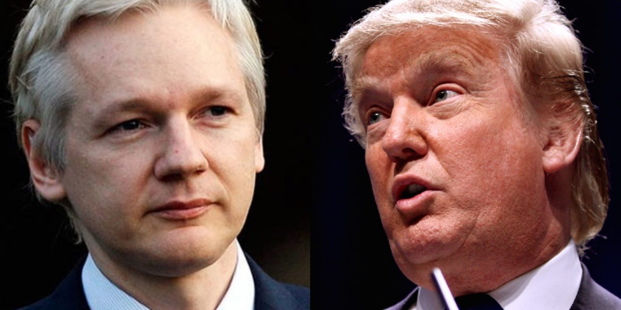 WikiLeaks will certainly pay you $100,000for Trump-Comeyvideos