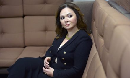 Russian Lawyer Who Met TrumpJr Saw a Clinton Scandal in Tax Inquiry