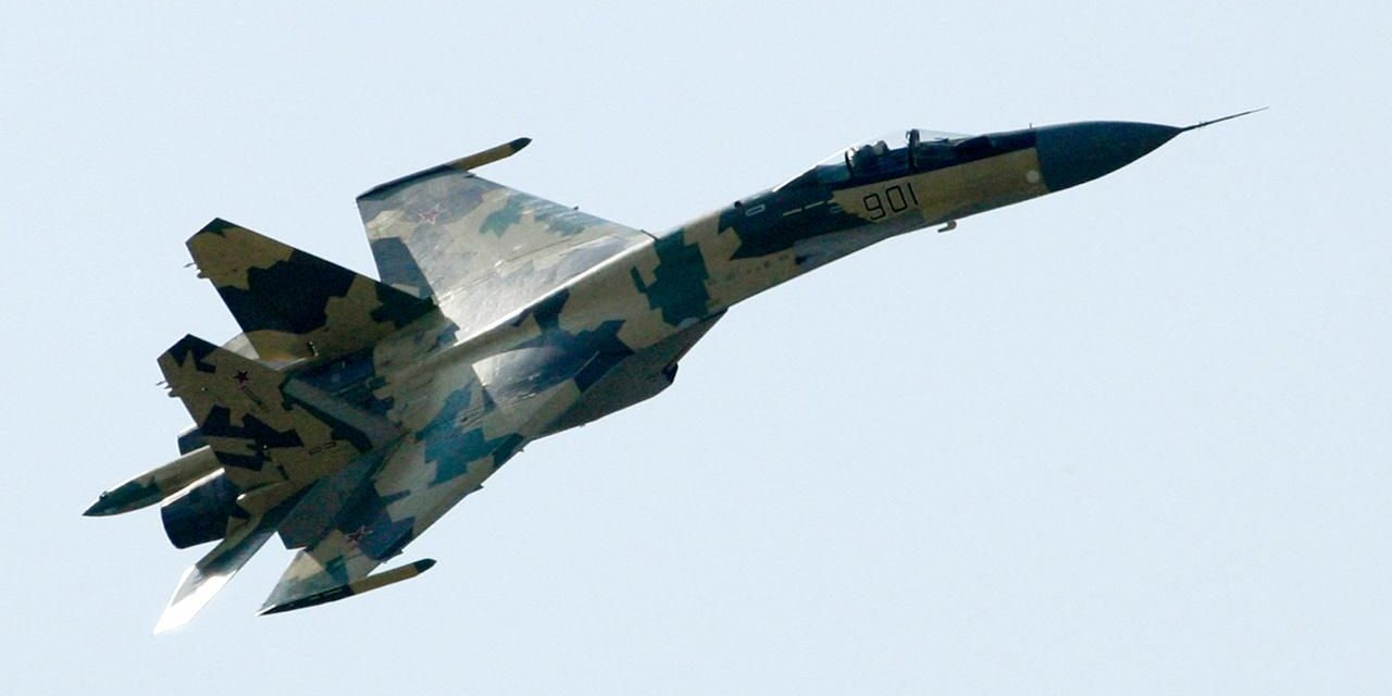 Russian bombing planes, boxer jets fly near Alaska, motivating Air Force companion