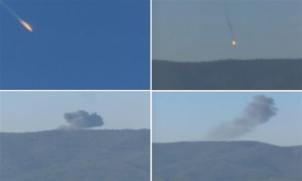 Turkish armed forces launches recording of warning to Russian jet