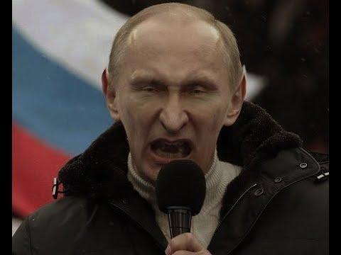 """ПРАВДИВО О ПУТИНЕ """"ВОВА ЕХАЙ"""" Truthfully aimlessly Putin """"Vova is French leave"""""""