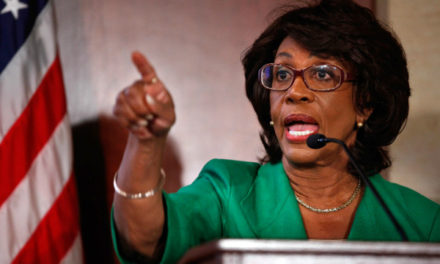 Rep. Maxine Waters: Trump's activities 'leading himself' to impeachment